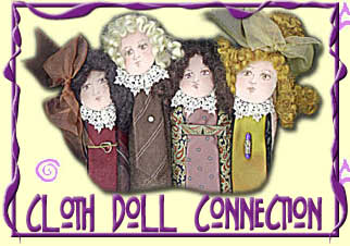 Cloth Doll Connection Source of Cloth Doll Product Sources, Designers, Events, Free Patterns, Online Classes, Cloth Doll Clubs, etc.